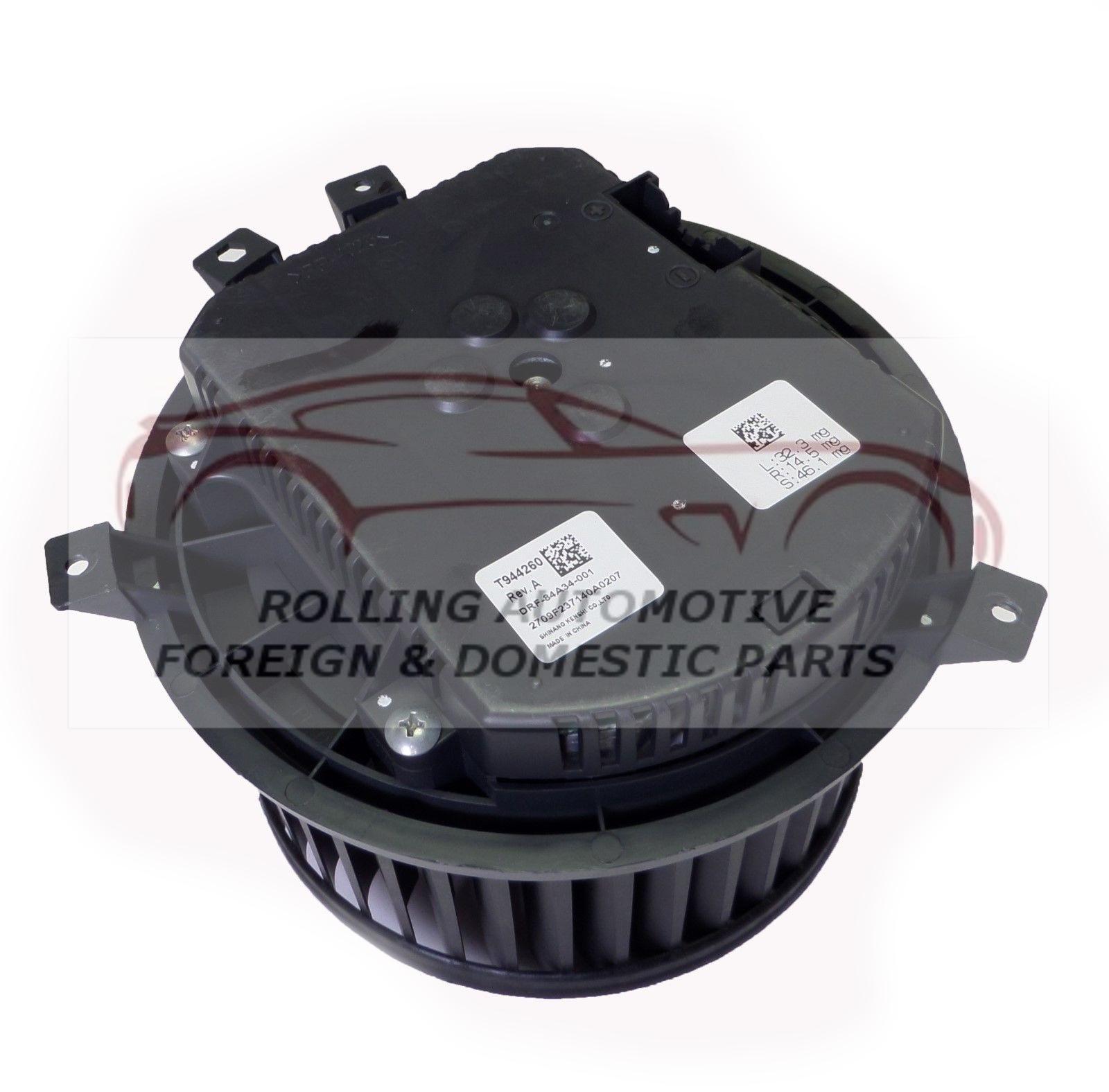 Hvac a c heater blower fan motor new 23150830 oem 23227183 for Ac heater blower motor