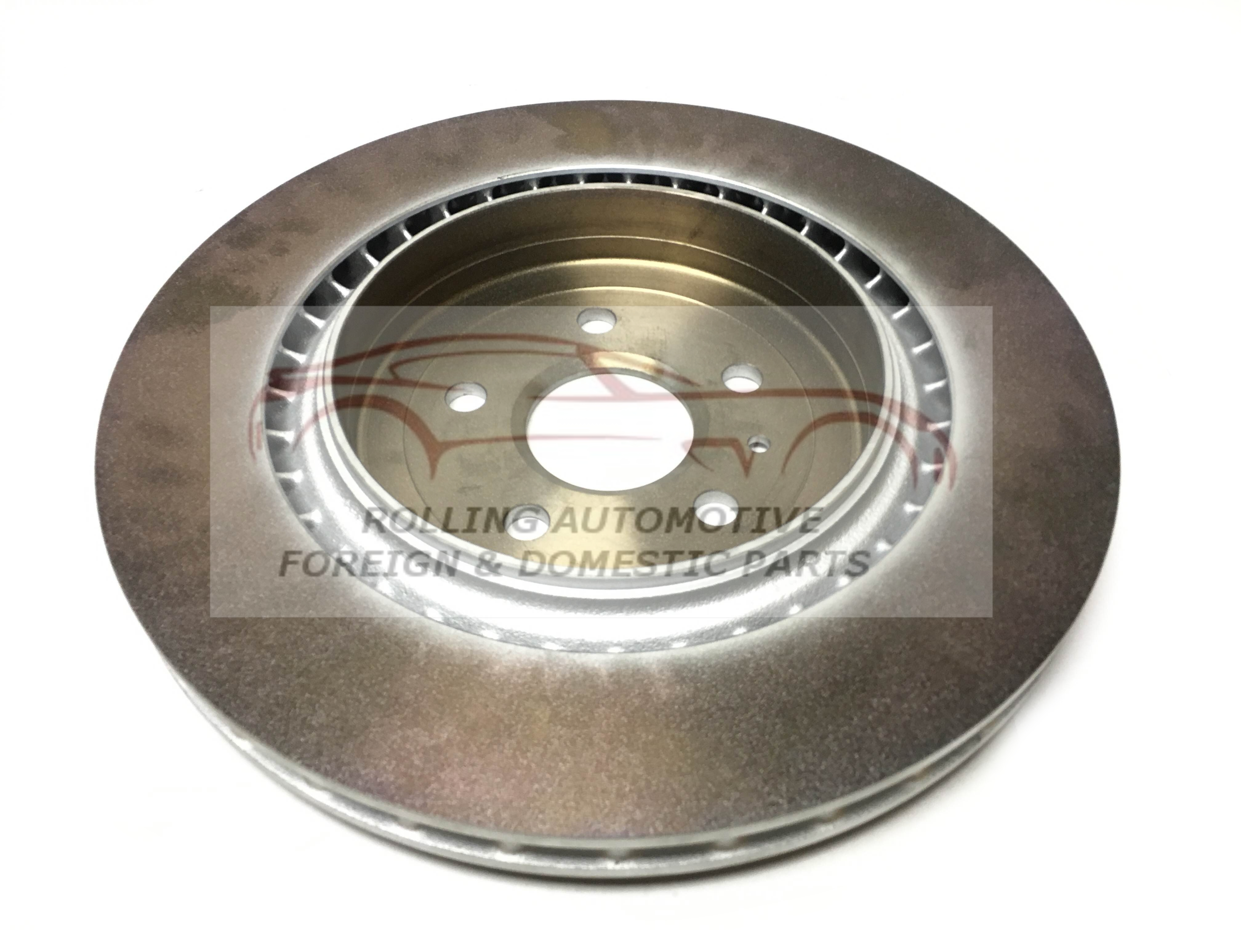 "Disc Brake Rotor Rear ACDelco GM OEM Original Equipment Cadillac CTS 13.35/"" NEW"