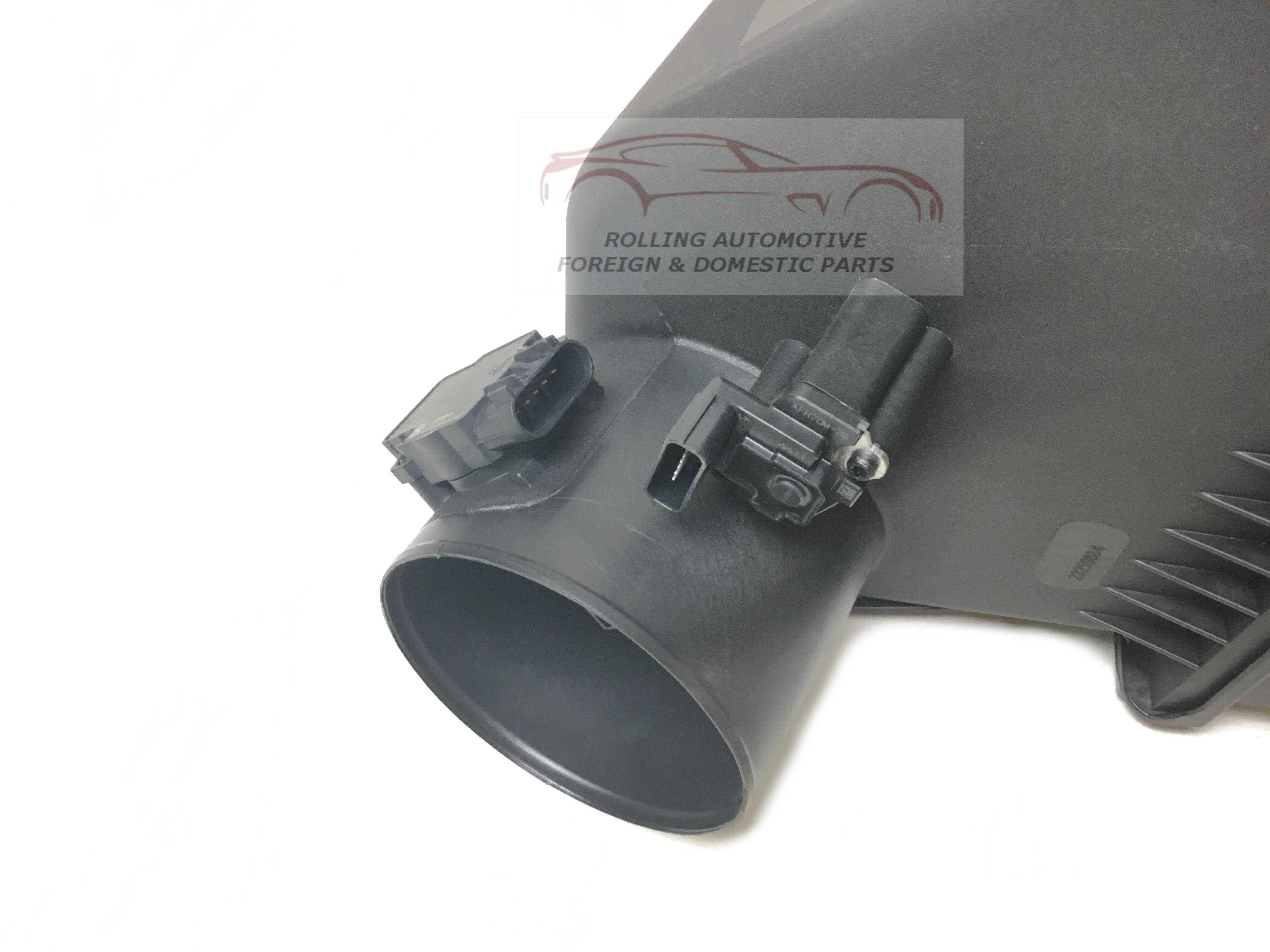 2013 2014 2015 2016 Chevrolet Silverado Gmc Sierra 66 Duramax Diesel Fuel Filter Housing Air Cleaner Box Assembly New Oem