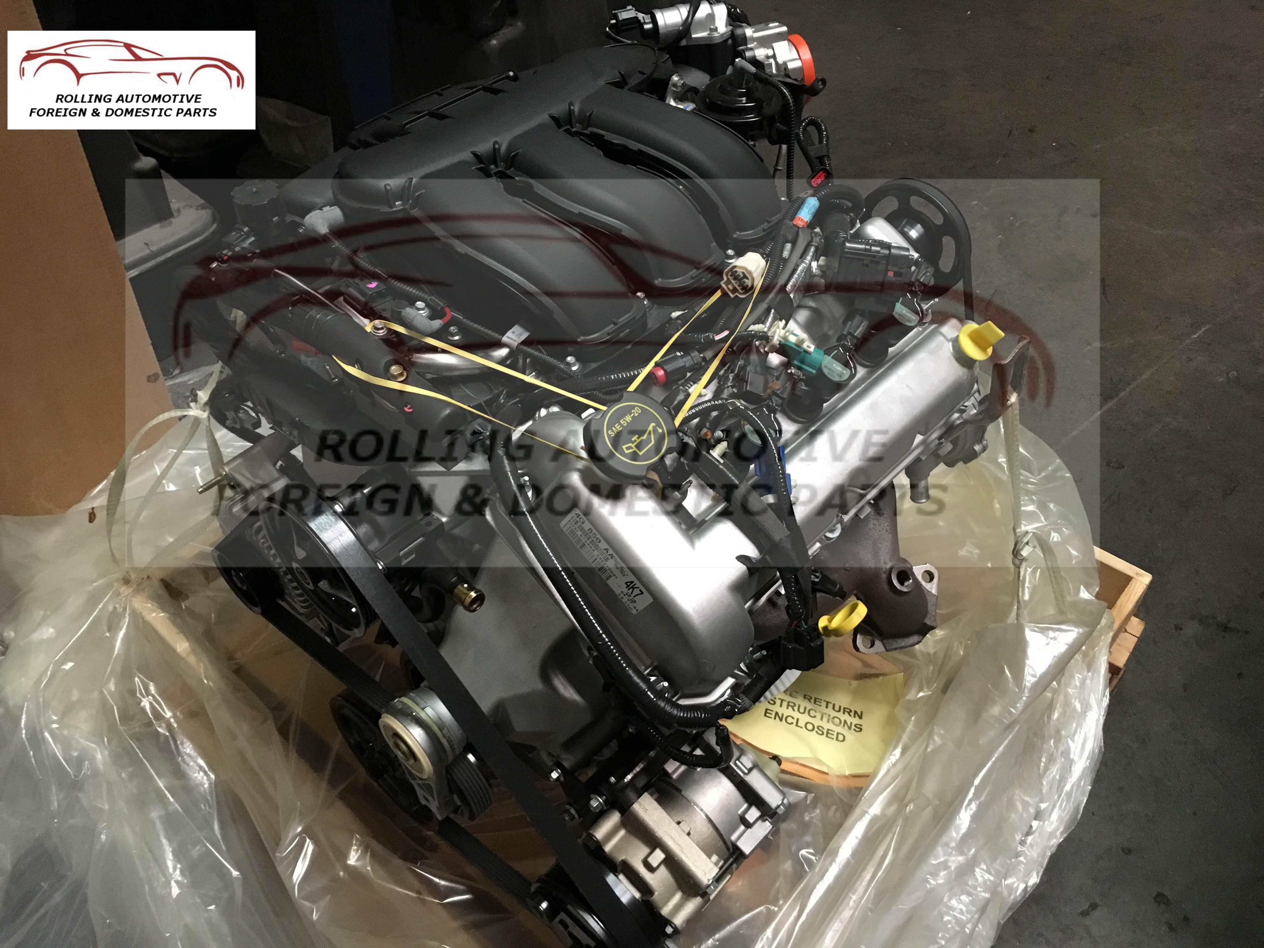 taurus 2005 engine 2004 sable dohc 0l oem assembly da rolling automotive