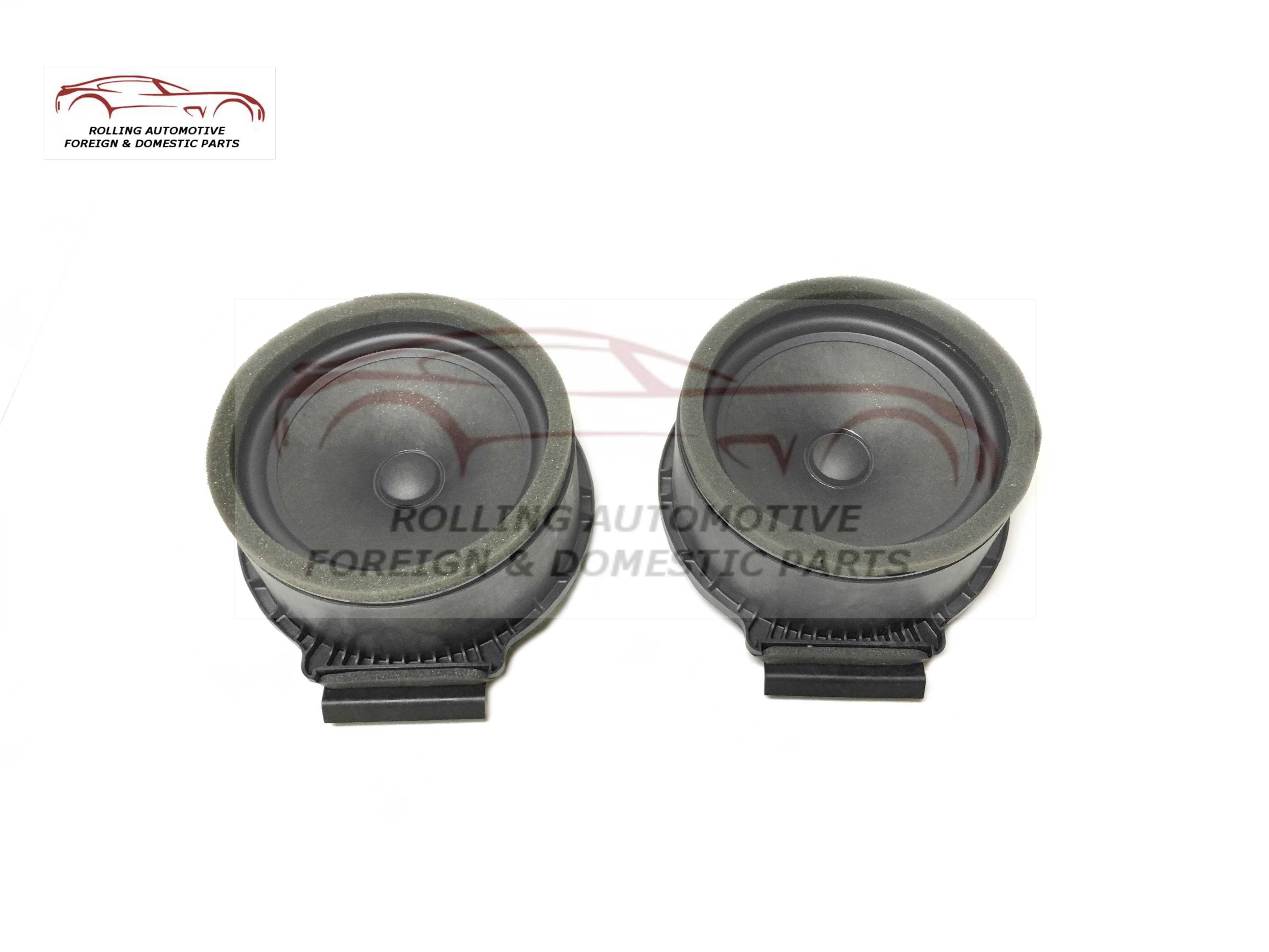 Chevrolet Camaro Front Door Speaker New OEM 92199586 Boston Acoustics Pair 2pcs  sc 1 st  Rolling Automotive & Chevrolet Camaro Front Door Speaker New OEM 92199586 Boston ...