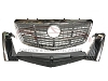 2014 Cadillac CTS Touring Grille Kit Chrome 22926160 New 23465997