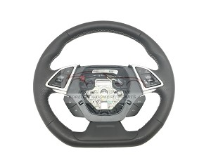 New Camaro Leather Heated Steering Wheel