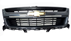 New 84270793 23321742 Chevrolet Colorado Grille Assembly