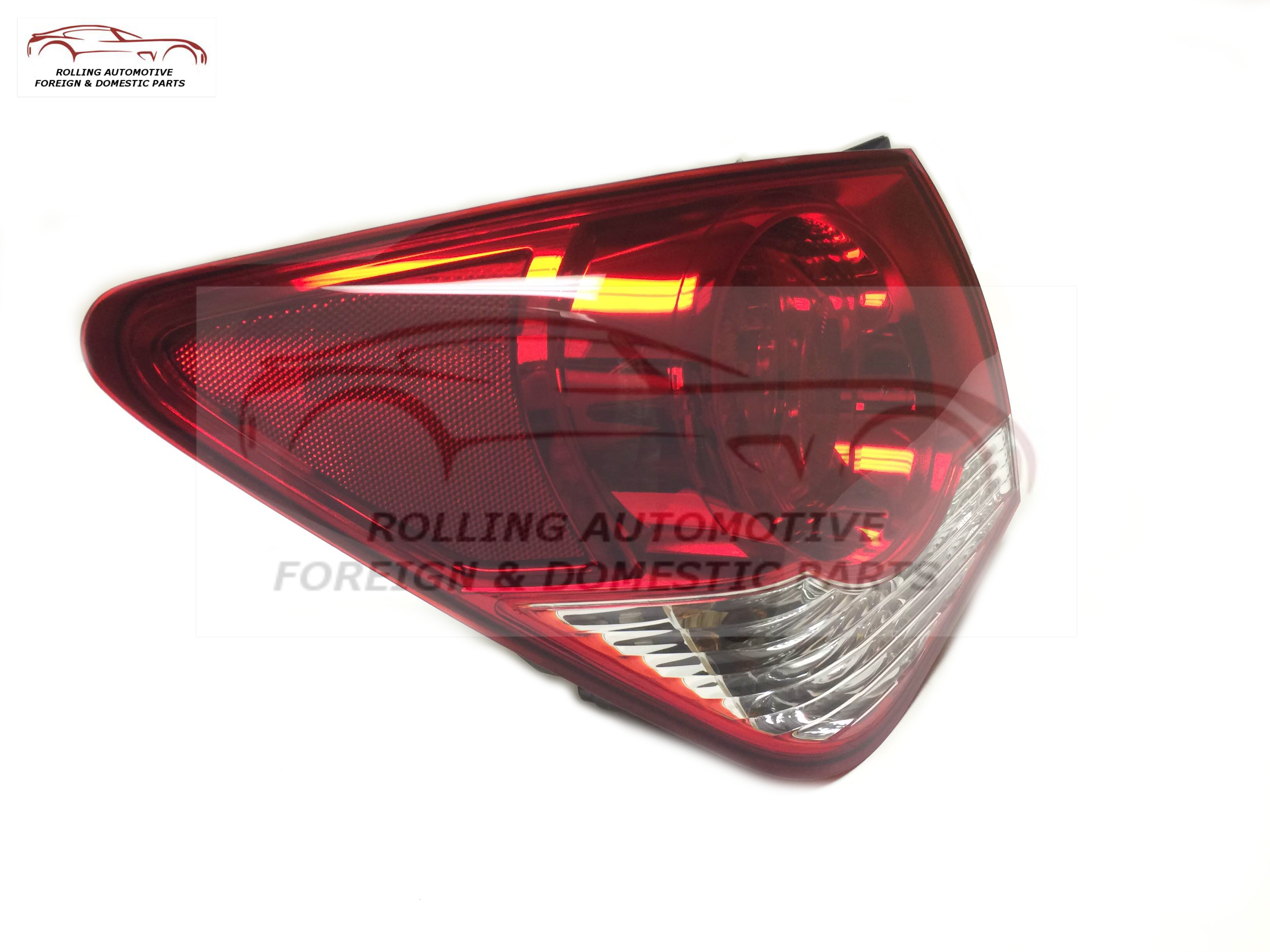 2011 2012 2013 2014 2015 Chevrolet Cruze Driver Side Tail Light Lamp Brake New Oem 95384046